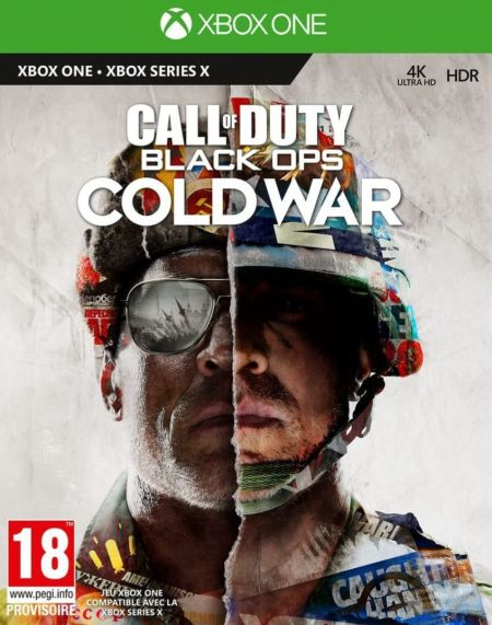 Echanger le jeu Call Of Duty Black Ops - Cold War (Telechargement Requis) sur Xbox One