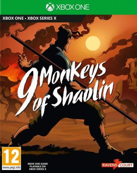 Echanger le jeu 9 Monkeys of Shaolin sur Xbox One