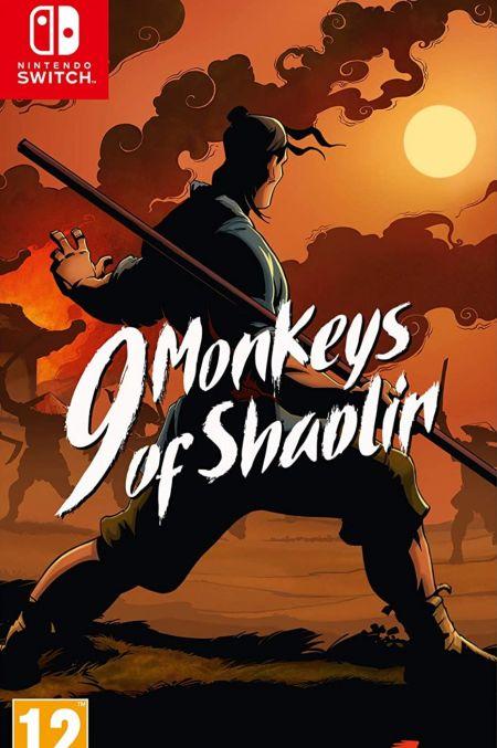 Echanger le jeu 9 Monkeys of Shaolin sur Switch