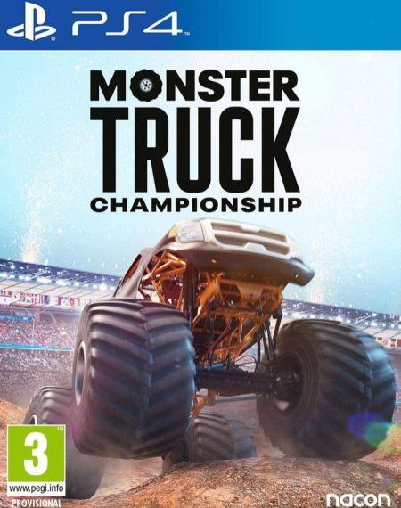 Echanger le jeu Monster Truck Championship sur PS4