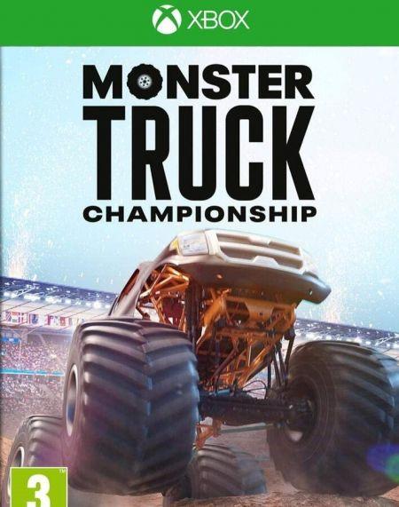 Echanger le jeu Monster Truck Championship sur Xbox One