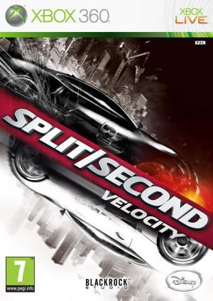 Echanger le jeu Split second velocity sur Xbox 360