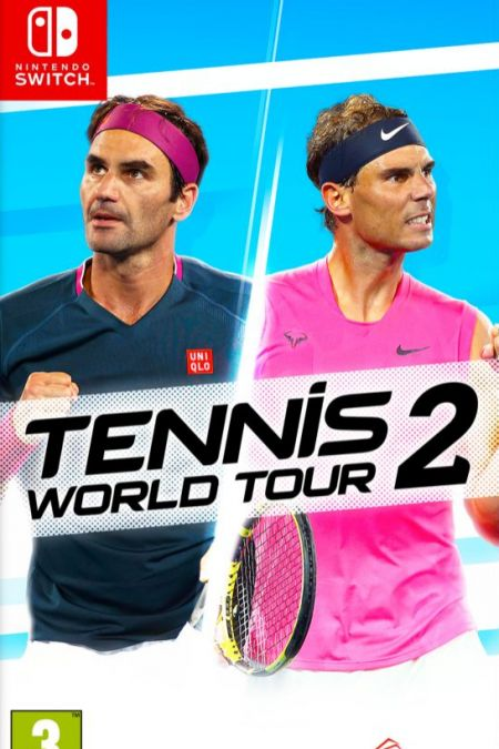 Echanger le jeu Tennis World Tour 2 sur Switch