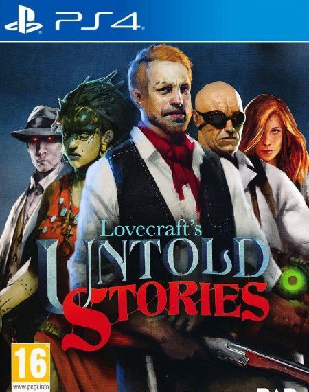Echanger le jeu Lovecraft's Untold Stories sur PS4