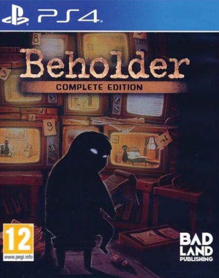 Echanger le jeu Beholder - Complete edition sur PS4