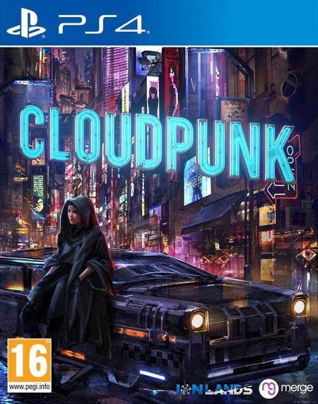 Echanger le jeu Cloudpunk sur PS4