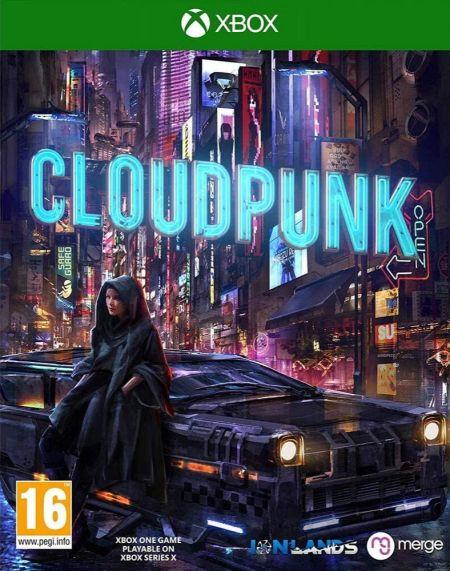 Echanger le jeu Cloudpunk sur Xbox One
