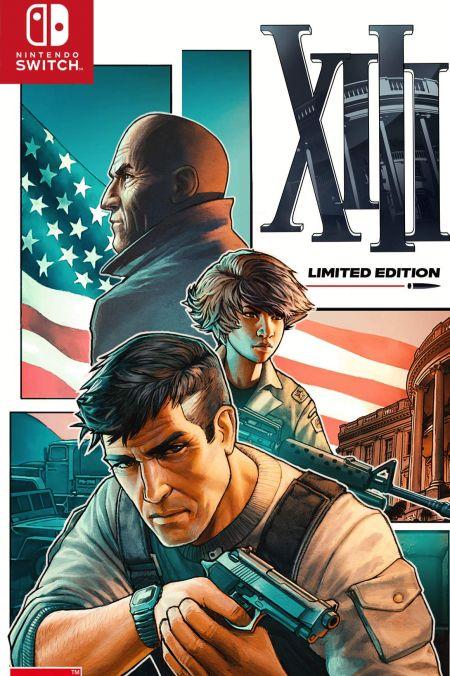 Echanger le jeu XIII - Limited Edition sur Switch