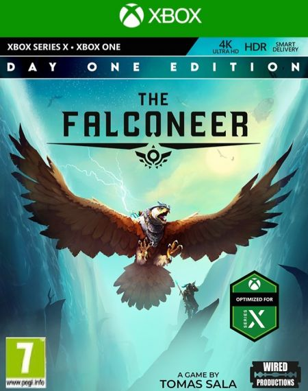 Echanger le jeu The Falconeer sur Xbox One