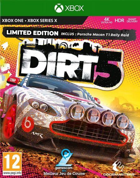 Echanger le jeu Dirt 5 sur Xbox One