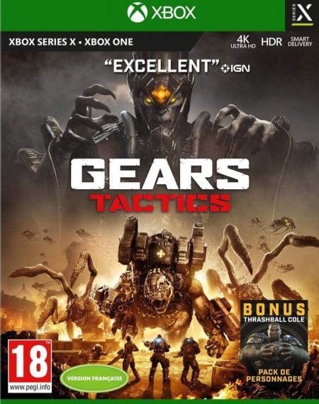 Echanger le jeu Gears Tactics sur Xbox One