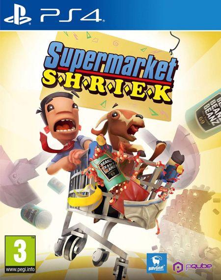 Echanger le jeu Supermarket Shriek sur PS4