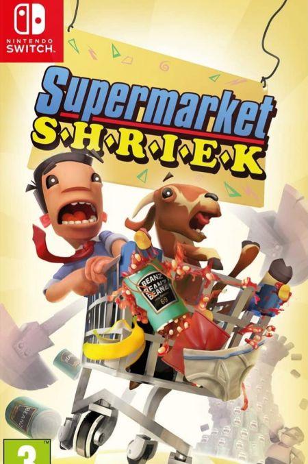 Echanger le jeu Supermarket Shriek sur Switch