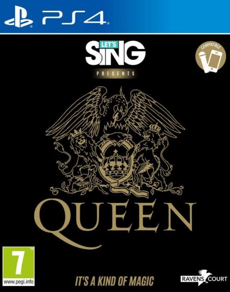 Echanger le jeu Let's Sing presents Queen - It's a kind of Magic sur PS4