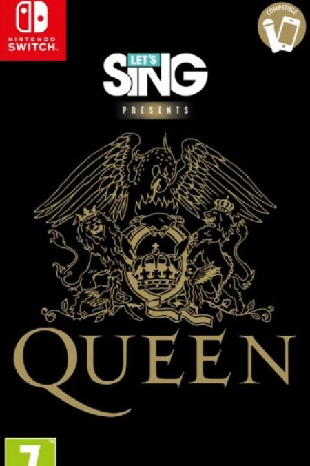 Echanger le jeu Let's Sing presents Queen - It's a kind of Magic sur Switch
