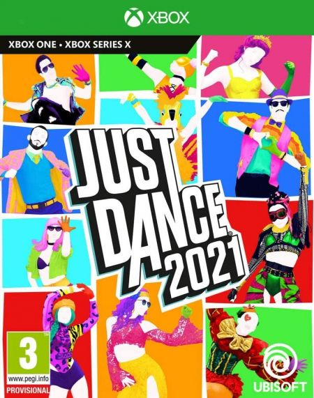 Echanger le jeu Just Dance 2021 sur Xbox One