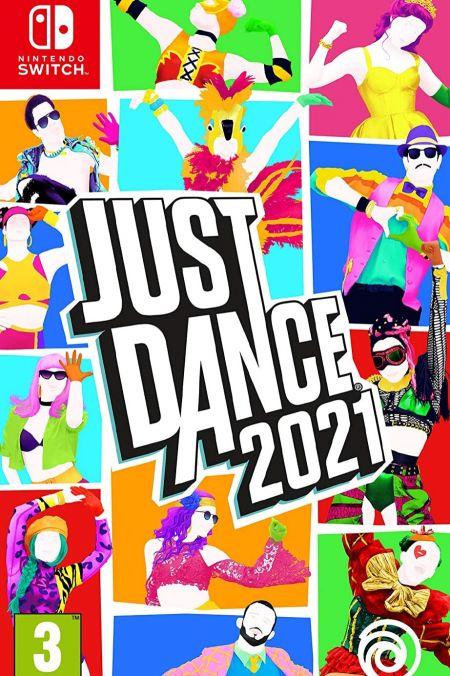 Echanger le jeu Just Dance 2021 sur Switch