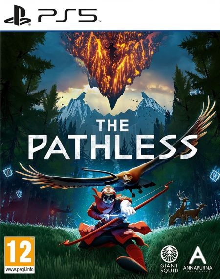 Echanger le jeu The Pathless sur PS5