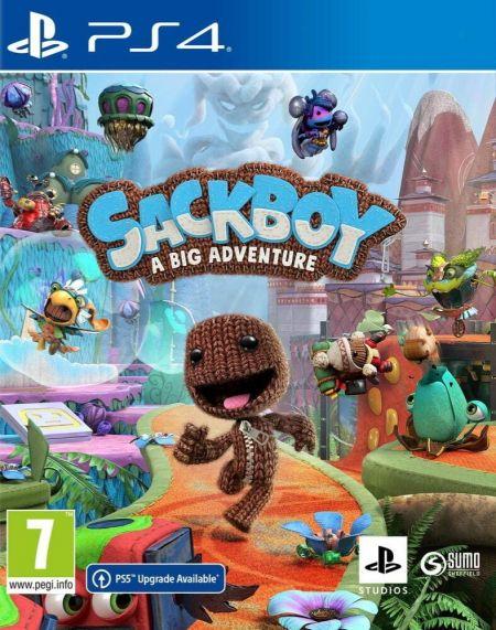Echanger le jeu Sack Boy A Big Adventure sur PS4