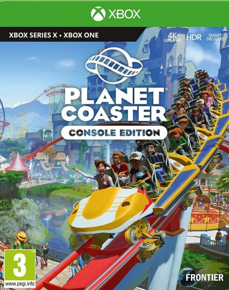 Echanger le jeu Planet Coaster sur Xbox One