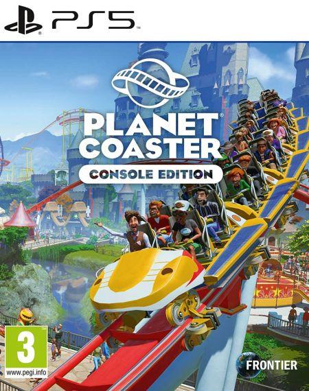 Echanger le jeu Planet Coaster sur PS5