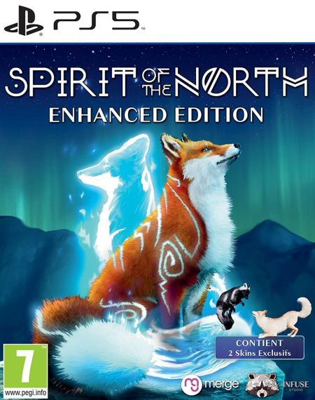 Echanger le jeu Spirit of the North - Enhanced Edition sur PS5