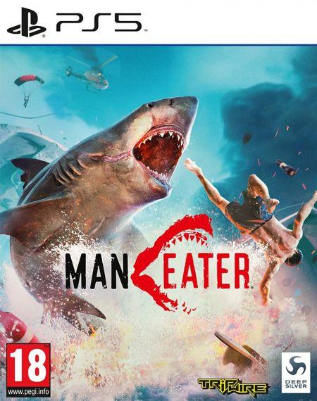 Echanger le jeu Maneater sur PS5