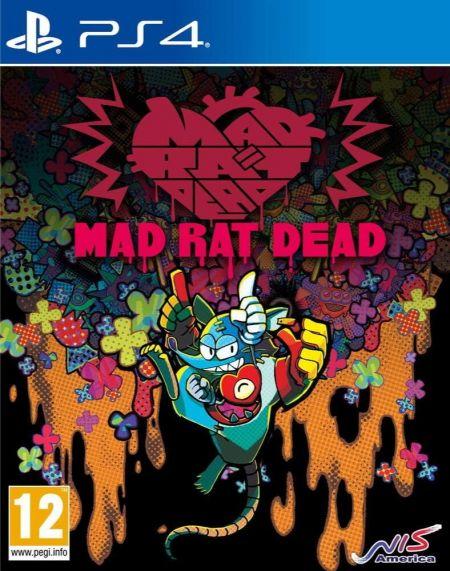 Echanger le jeu Mad Rat Dead sur PS4