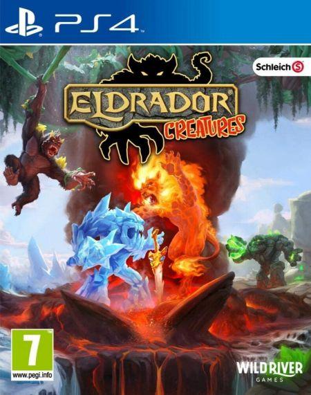 Echanger le jeu Eldrador Creatures sur PS4