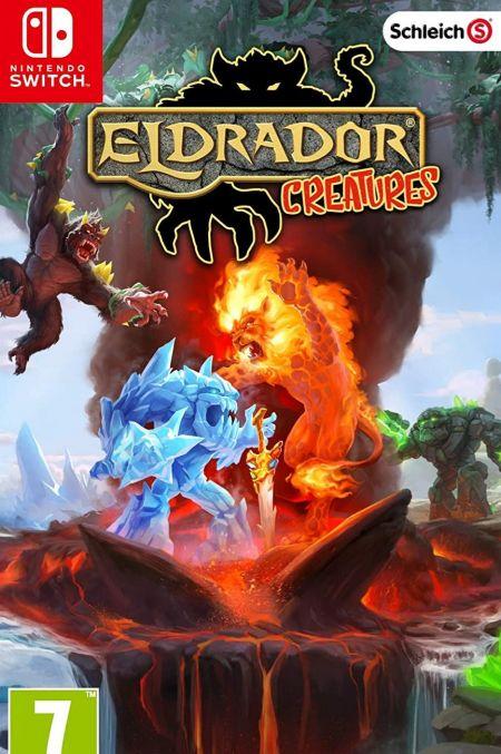 Echanger le jeu Eldrador Creatures sur Switch