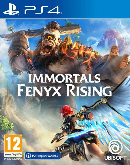 Echanger le jeu Immortals Fenyx Rising sur PS4