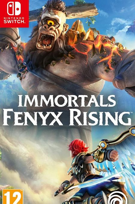 Echanger le jeu Immortals Fenyx Rising sur Switch