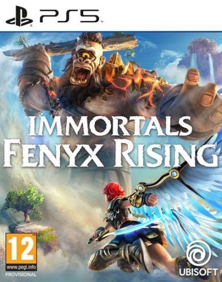 Echanger le jeu Immortals Fenyx Rising sur PS5