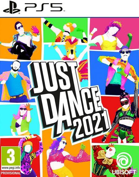 Echanger le jeu Just Dance 2021 sur PS5
