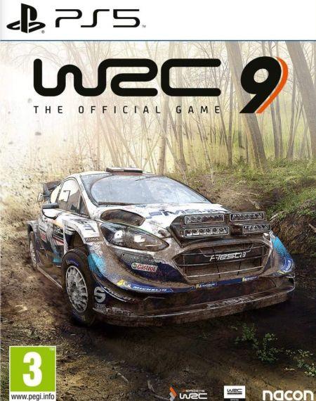 Echanger le jeu WRC 9 sur PS5