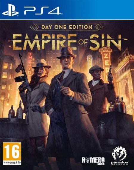 Echanger le jeu Empire Of Sin sur PS4