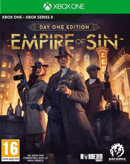 Echanger le jeu Empire Of Sin sur Xbox One