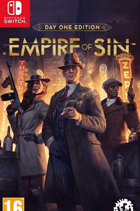 Echanger le jeu Empire Of Sin sur Switch