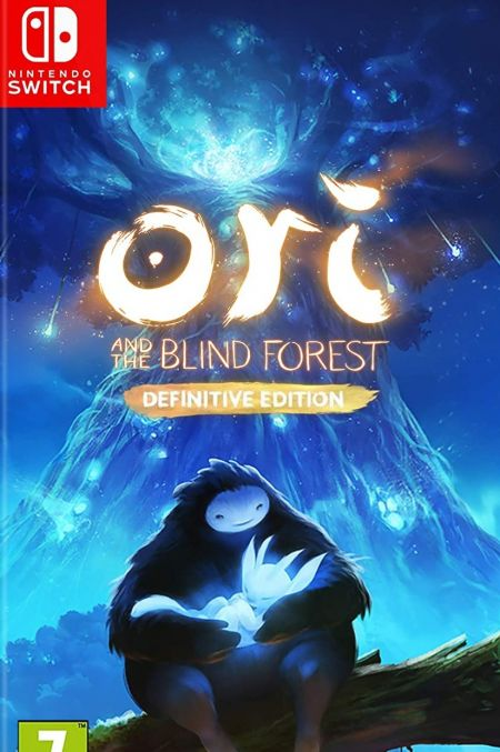 Echanger le jeu Ori and the Blind Forest - Definitive Edition sur Switch