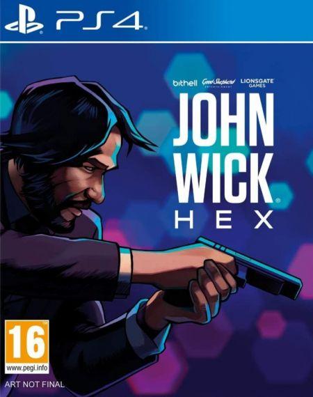 Echanger le jeu John Wick Hex sur PS4