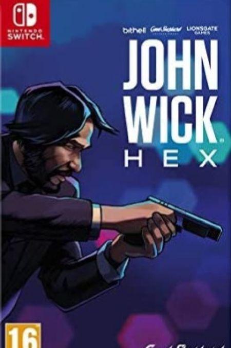 Echanger le jeu John Wick Hex sur Switch