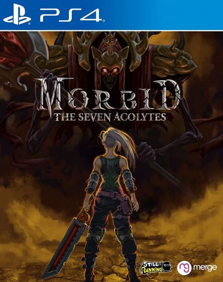 Echanger le jeu Morbid The Seven Acolytes sur PS4