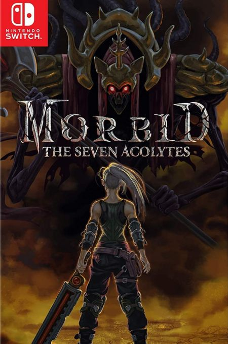 Echanger le jeu Morbid The Seven Acolytes sur Switch