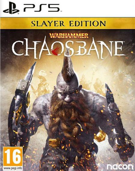 Echanger le jeu Warhammer: Chaosbane - Slayer Edition sur PS5