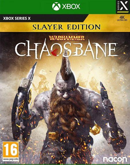 Echanger le jeu Warhammer: Chaosbane - Slayer Edition sur XBOX SERIES X