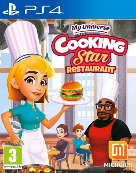 Echanger le jeu My Universe - Cooking Star Restaurant sur PS4