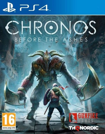Echanger le jeu Chronos - Before the Ashes sur PS4