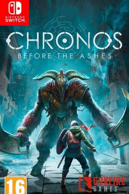Echanger le jeu Chronos - Before the Ashes sur Switch