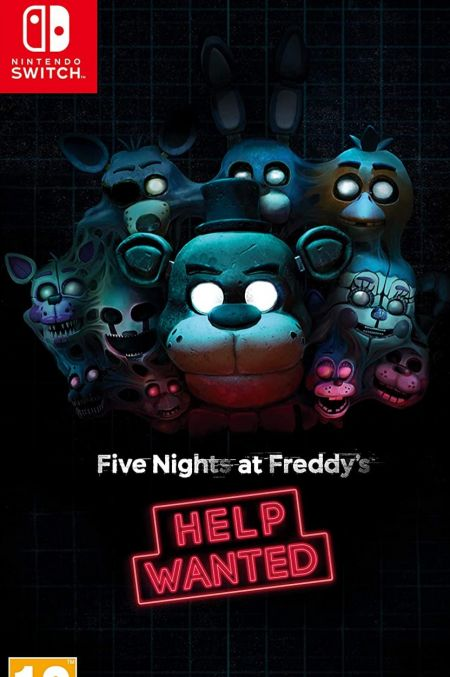 Echanger le jeu Five Nights at Freddy's - Help Wanted sur Switch