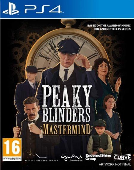 Echanger le jeu Peaky Blinders Mastermind sur PS4